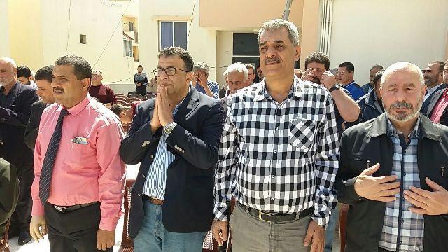 عبد العال في افتتاح