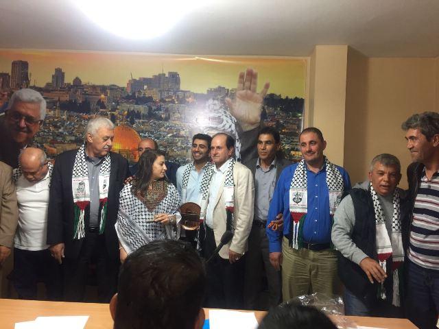 عبده: سنواصل معركتنا ضد الاحتلال في كل الساحات والميادين