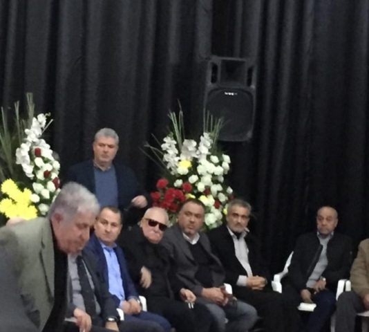 الجبهة الشعبية في صور تشارك في مهرجان شهداء قادة حزب الله