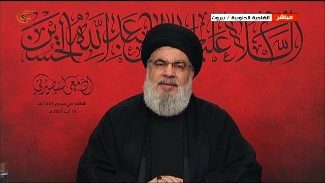السيد نصر الله: ساعات وتصل السفينة الإيرانية إلى لبنان ونحذر من الخطأ معنا