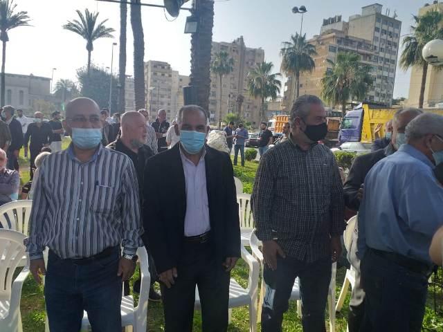 الجبهة الشعبية تشارك التنظيم الناصري إحياء ذكرى يوم الشّهيد