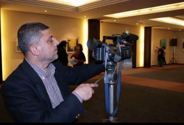 الجبهة الشعبية لتحرير فلسطين تطمئن على الزميل الإعلامي نصري الرز