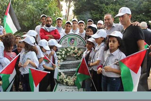 إحياء ذكرى استشهاد الكاتب والسياسي ماجد أبو شرار بسلسة فعاليات في بيروت وصيدا
