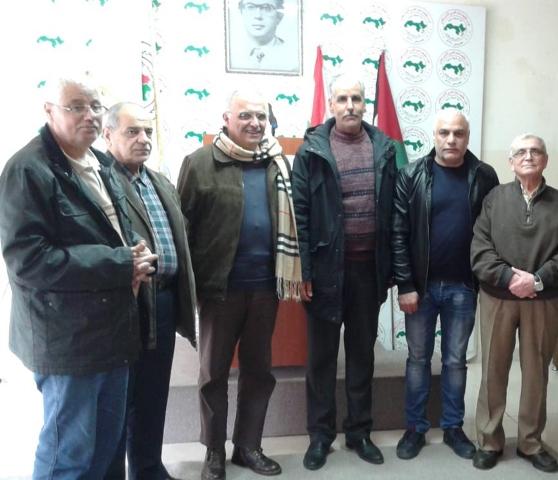 الشعبية في الشمال تلتقي حزب طليعة لبنان في طرابلس