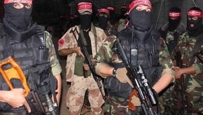 غزة: مقاتلو كتائب المقاومة الوطنية يشتبكون مع جنود الاحتلال بعد التسلل لموقع