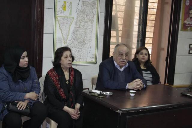 أبو أحمد فؤاد: المرأة الفلسطينية سطّرت أروع ملاحم البطولة