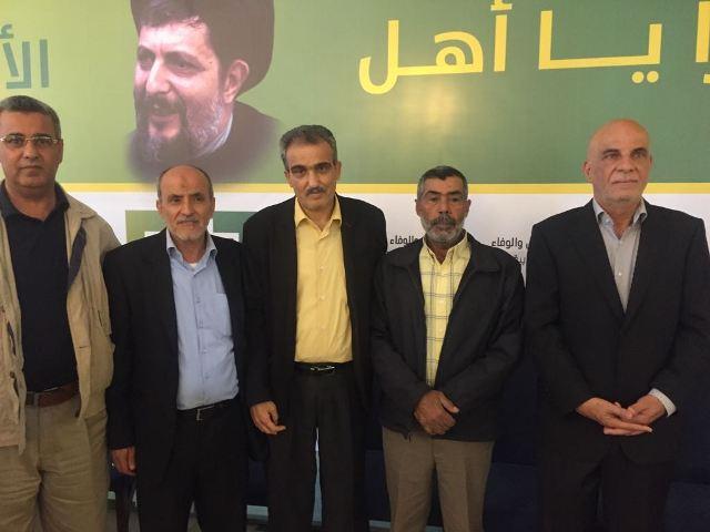 الشعبية تهنئ نواب منطقة صور الفائزين في الانتخابات النيابية اللبنانية