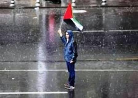 تقاسيم فلسطينية على خيوط المطر! نصار إبراهيم