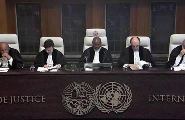 المحكمة الجنائية الدولية تقر بالولاية القضائية على الأراضي الفلسطينية