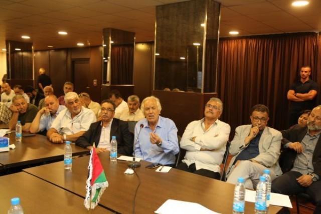 اللقاء السياسي الشعبي النقابي يدعو لوقف إجراءات لبنان بحق اللاجئين
