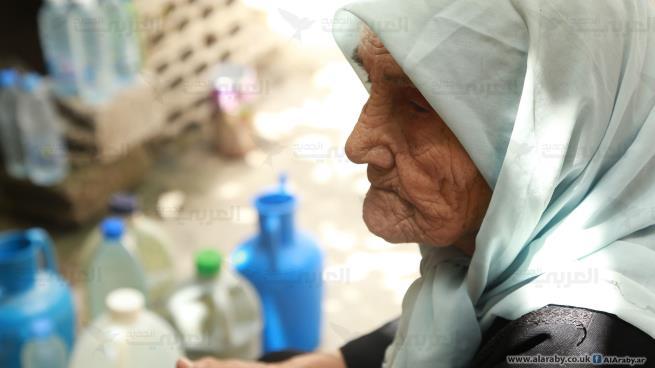 كاملة حليمة تتمنى الموت في فلسطين