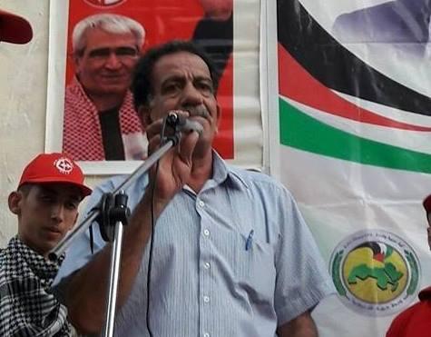 عمر مراد: مايحصل في فلسطين حركة شعب.. وقضية مخيم اليرموك جزء من أزمة جنوب دمشق