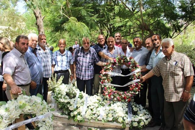 أسامة سعد في الذكرى 16 لرحيل رمز المقاومة الوطنية مصطفى معروف سعد: سنستمر في النضال الى جانب الناس، ومعايير خط معروف ستبقى معاييراً و