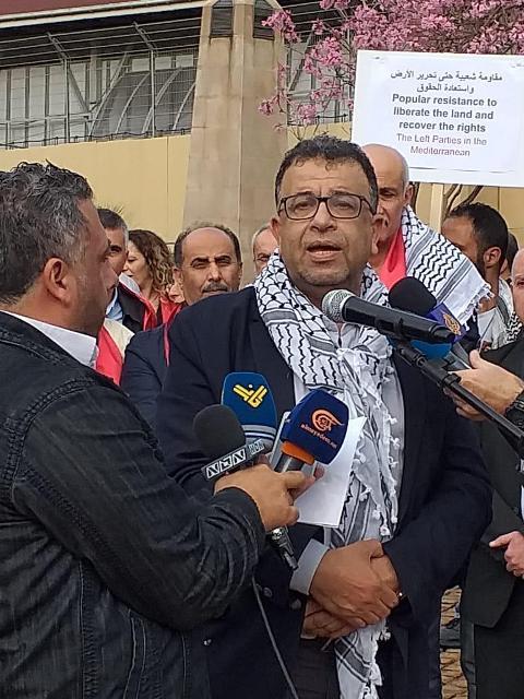 عبد العال: يوم الأرض تأكيد أن فكرة فلسطين حيّة