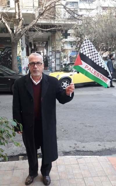 عبد الحميد يعلن تأسيس الشبكة العالمية للدفاع عن الشعب الفلسطيني وصفا رئيسا للشبكة