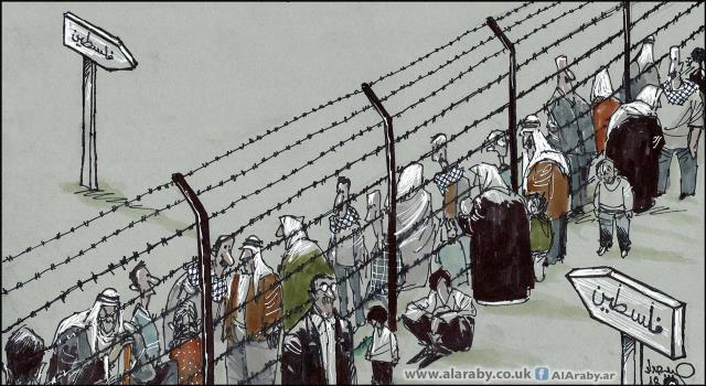 اللجوء الفلسطيني