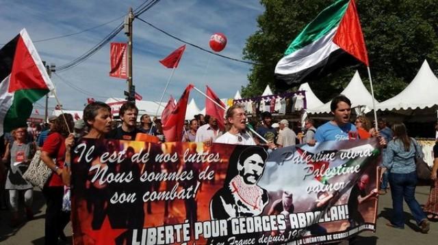 الشعبية تشارك في فعاليات حول حق العودة والأسرى وجورج عبد الله