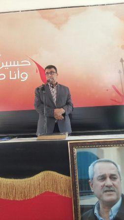 خلال تأبين المناضل محمود مغنية، عبد العال: نحبك يا رفيق الزمن الأصيل