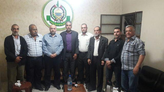 الجبهة الشعبية تلتقي حركة حماس في الشمال