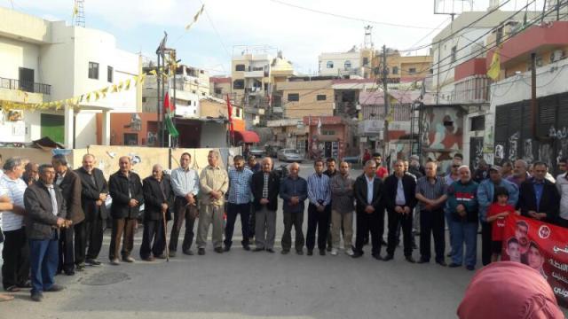 الشعبية في صور تحيي يوم الأسير الفلسطيني