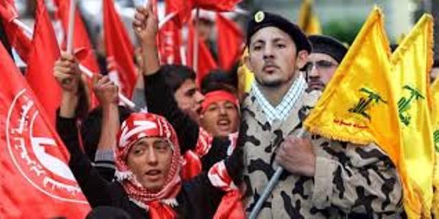الشعبية تشارك في تشييع شهيد حزب الله الفلسطيني وائل اليوسف في البازورية