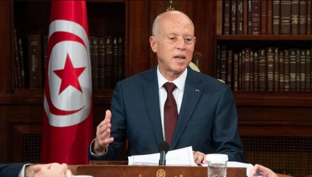 الرئيس التونسي: لن أحيد عن الثوابت التونسية المتعلقة بالقضية الفلسطينية