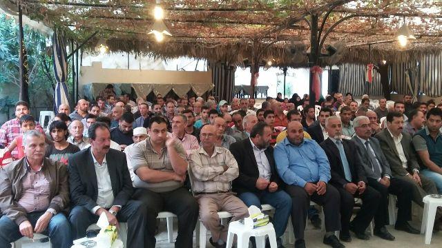 في مهرجان انطلاقة حركة الجهاد وذكرى استشهاد الدكتور فتحي الشقاقي