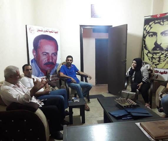 اللجنة الإعلامية في منطقة صيدا تطلق دورتها الإعلامية
