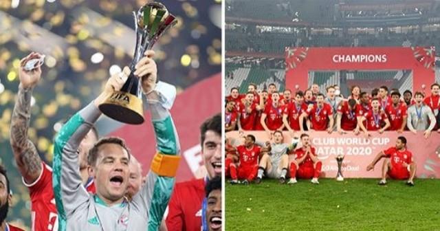 بايرن ميونخ يتوج بكأس العالم للاندية ويحقق السداسية التاريخية