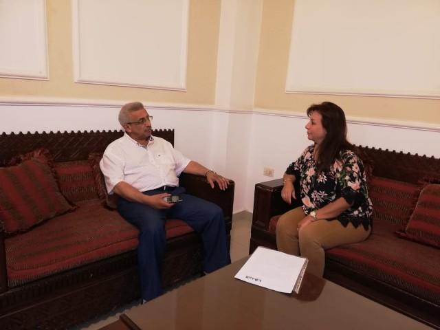 د. أسامة سعد أمين عام التنظيم الشعبي الناصري للهدف: لا تعنينا التوازنات الطائفية