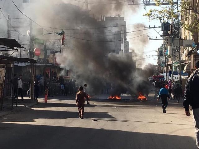 الشعبية: اجتماع عاجل للفصائل لبحث الأوضاع بغزة في ظل قمع حراك