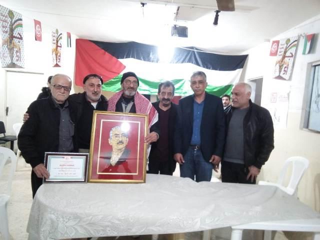 الجبهة الشعبية لتحرير فلسطين تحيي ذكرى رحيل الحكيم بلقاء رفاقي
