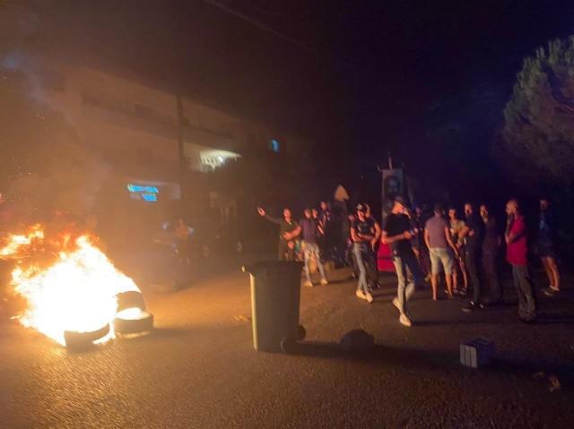 لبنان: الغضب الشعبي مُستمر رفضًا لقرار وقف دعم الوقود