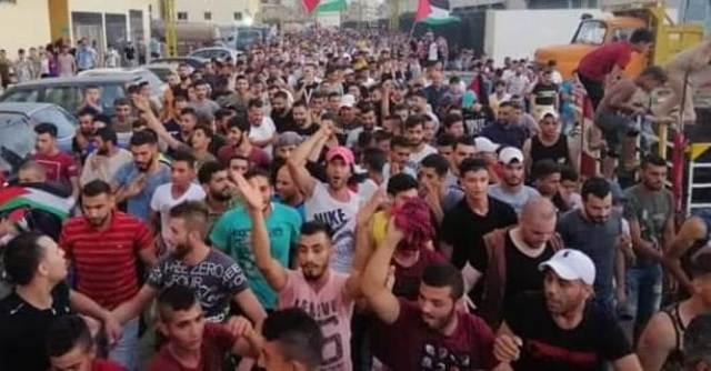 استمرار الاحتجاجات في البارد رفضًا للإجراءات الظالمة التي تتخذها وزارة العمل اللبنانية ضد العمال واللاجئين الفلسطينيين