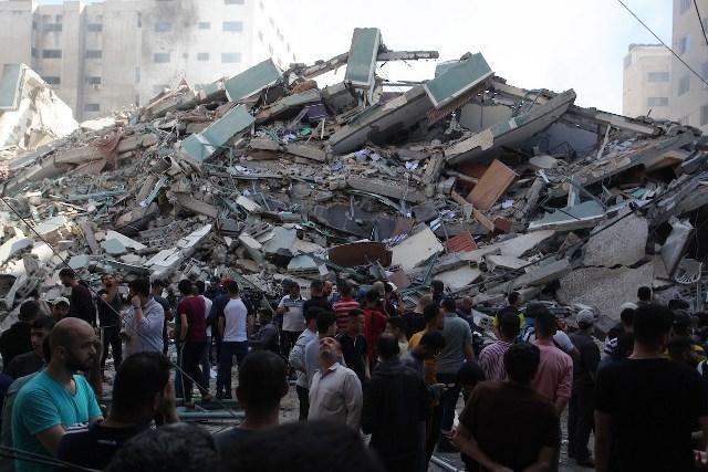 غزة.. خسائر وأضرار العدوان الصهيوني الأخير بلغت 479 مليون دولار