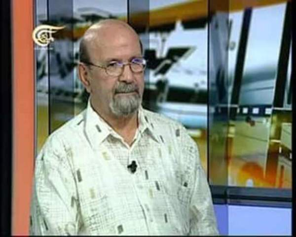 تشييع المناضل أبو الفدا في بيروت