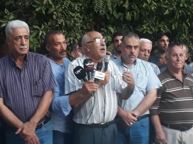 مخيمات بيروت تحيي ذكرى مجزرة صبرا وشاتيلا  الـ 37