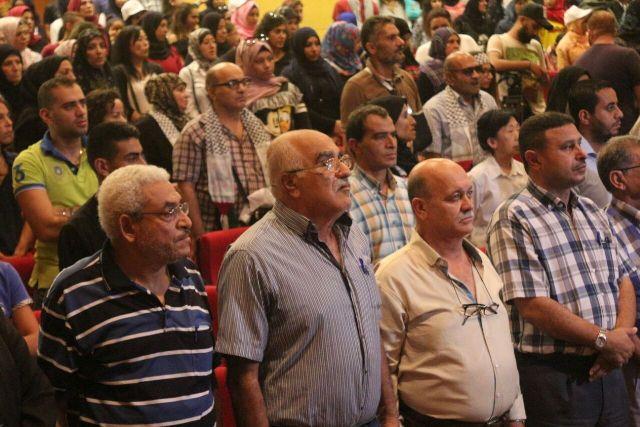 الشعبية في بيروت تشارك بإحياء ذكرى مجازر صبرا وشاتيلا في بلدية الغبيري
