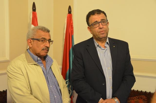 مروان عبدالعال: على قوى وفصائل المقاومة إنهاء حالة التشتت والانقسام و جعل الأولوية الوطنية والمصلحة العليا للوحدة الوطنية