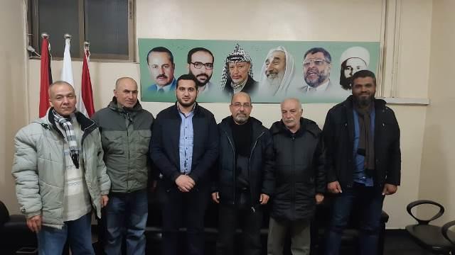 الشعبية في إقليم الخروب تلتقي بحركة المقاومة الإسلامية\ حماس