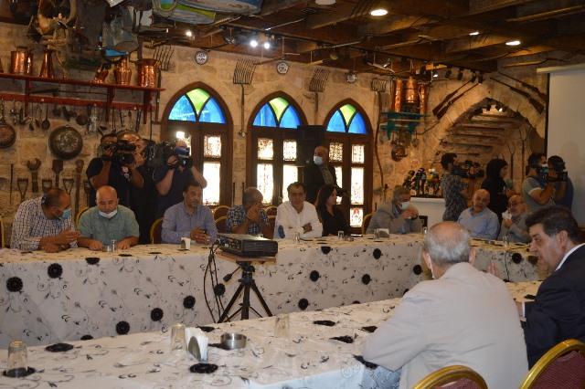 لقاء إعلامي في بيروت تضامناً مع القنوات والمواقع الإلكترونية المستهدفة بالقرصنة الأميركية