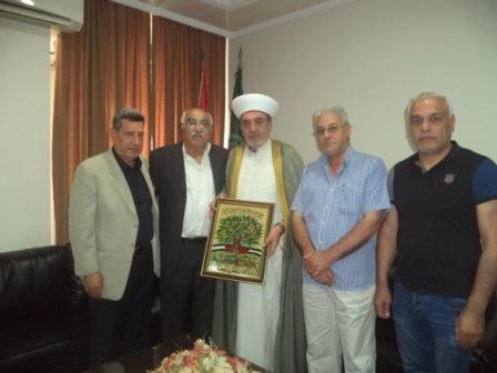 أبو جابر: الشعبية ومعها كل القوى المقاومة جاهزة للتّصدي للعدوان الصّهيوني الذي يشن ضد شعبنا الفلسطيني