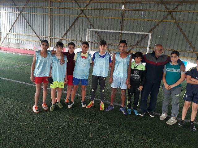 منظمة الشبيبة الفلسطينية في صيدا تقيم دورة لكرة القدم