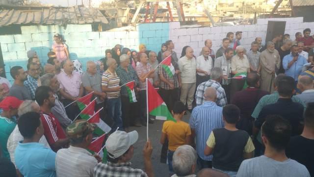 اعتصام في مخيم عين الحلوة رفضًا لقرار وزير العمل اللبناني