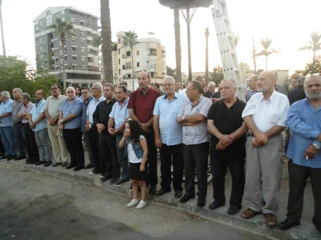 صيدا تحتفي بالذكرى الـ37 بانطلاقة جبهة المقاومة الوطنية اللبنانية