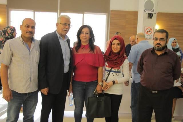 افتتاح معرض إبداعات لاجئ في بلدية صيدا برعاية منتدى الإعلاميين الفلسطينيين