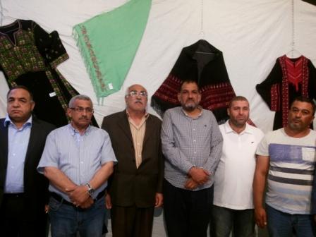 الجبهة الشعبية لتحرير فلسطين تشارك في معرض للتراث في صيدا