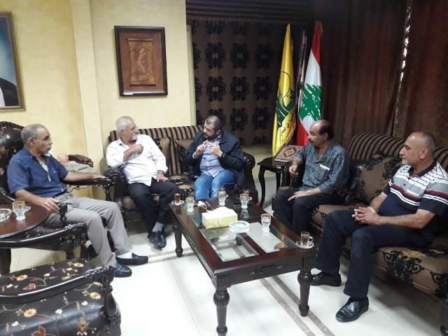 حمدان: الجبهة الشعبية لتحرير فلسطين تقف إلى جانب المقاومة بوجه أي اعتداء على لبنان