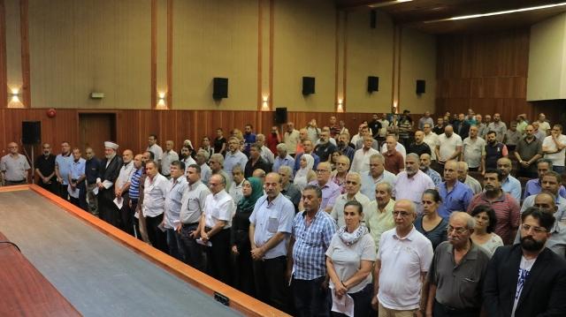 أسامة سعد : التضييق على الشعب الفلسطيني يخدم صفقة القرن