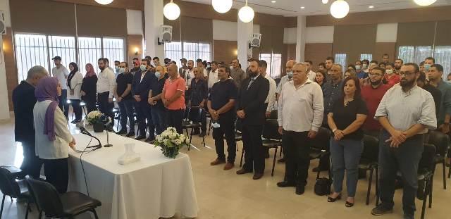 ندوة للمنظمات الشبابية في صيدا دعما للقضية الفلسطينية